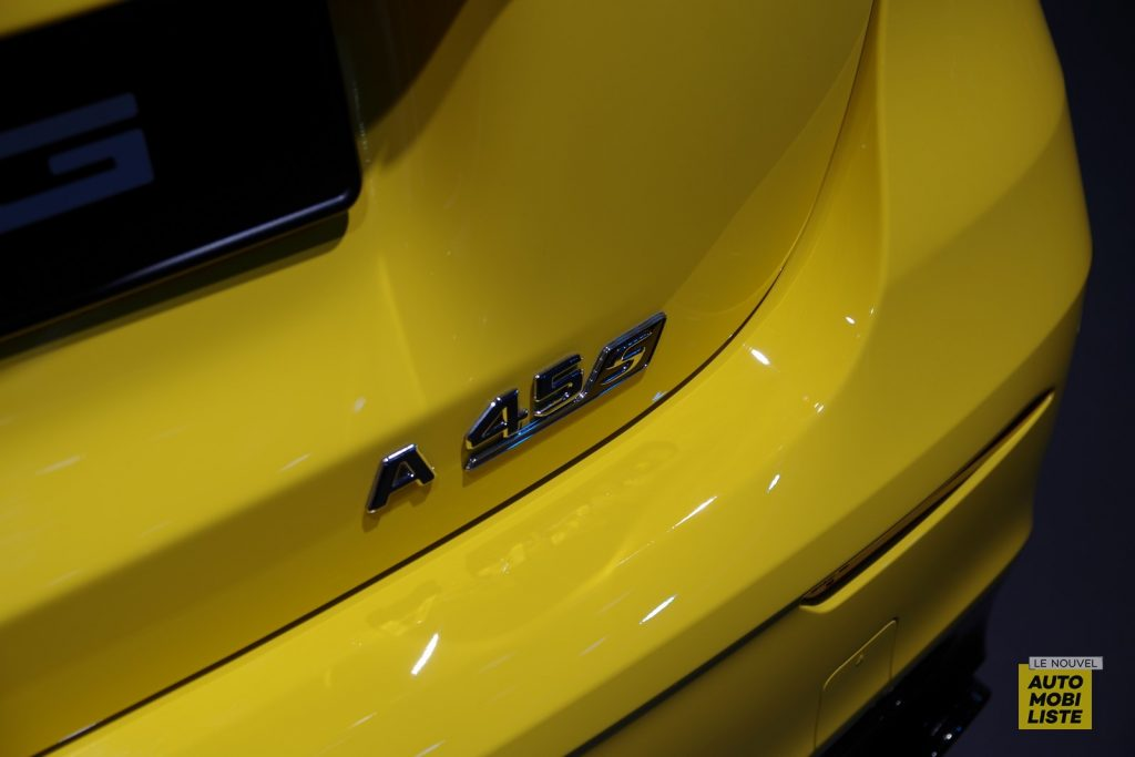 Mercedes Classe A45s AMG Francfort 2019 LNA FM 11