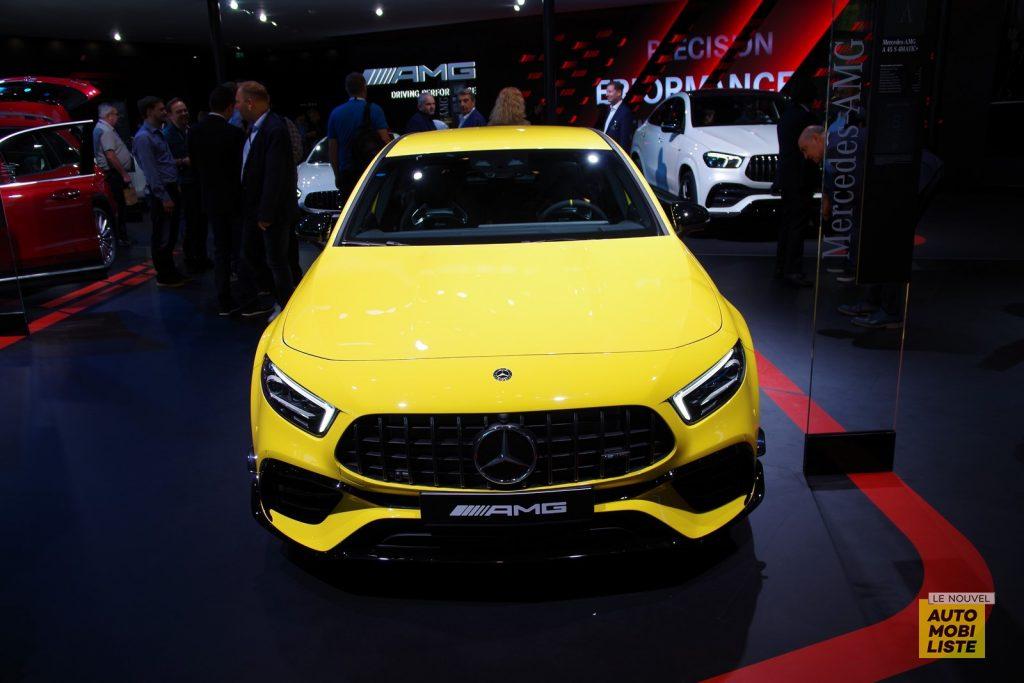 Mercedes Classe A45s AMG Francfort 2019 LNA FM 4
