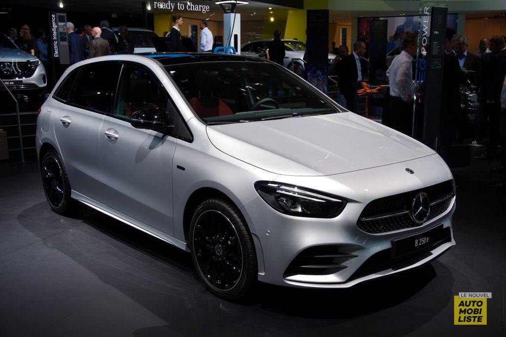 Mercedes Classe B250e PHEV Francfort 2019 LNA FM 2