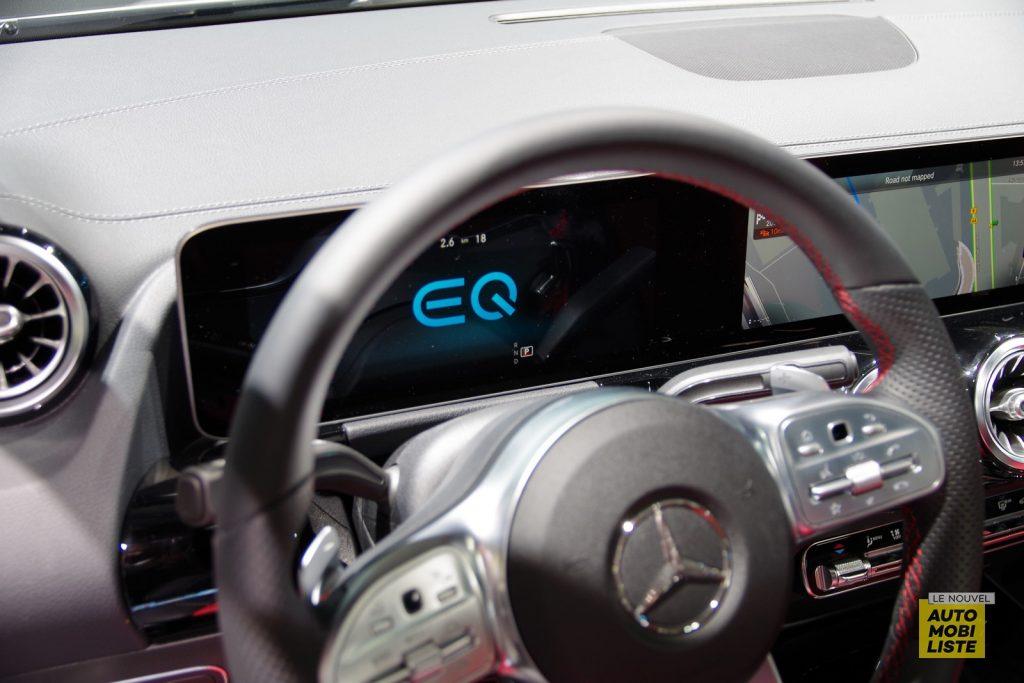 Mercedes Classe B250e PHEV Francfort 2019 LNA FM 4
