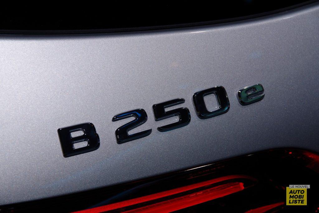 Mercedes Classe B250e PHEV Francfort 2019 LNA FM 5