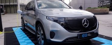 Mercedes EQC 2019 1886 EQ Electric Tour