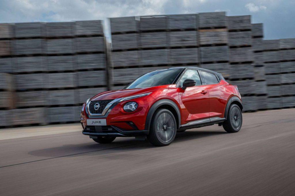 nouveau Nissan Juke 2019