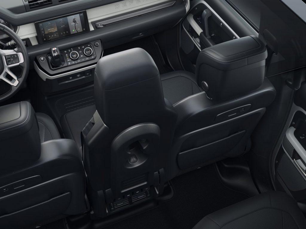 Nouveau Land Rover Defender 2019 LNA-602166