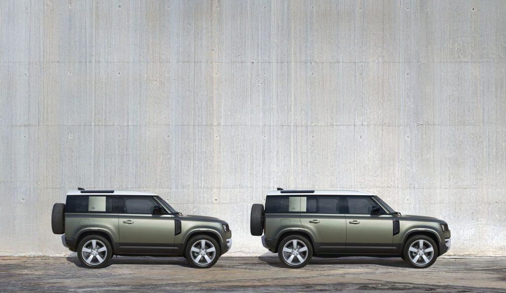 Nouveau Land Rover Defender 2019 LNA-602167