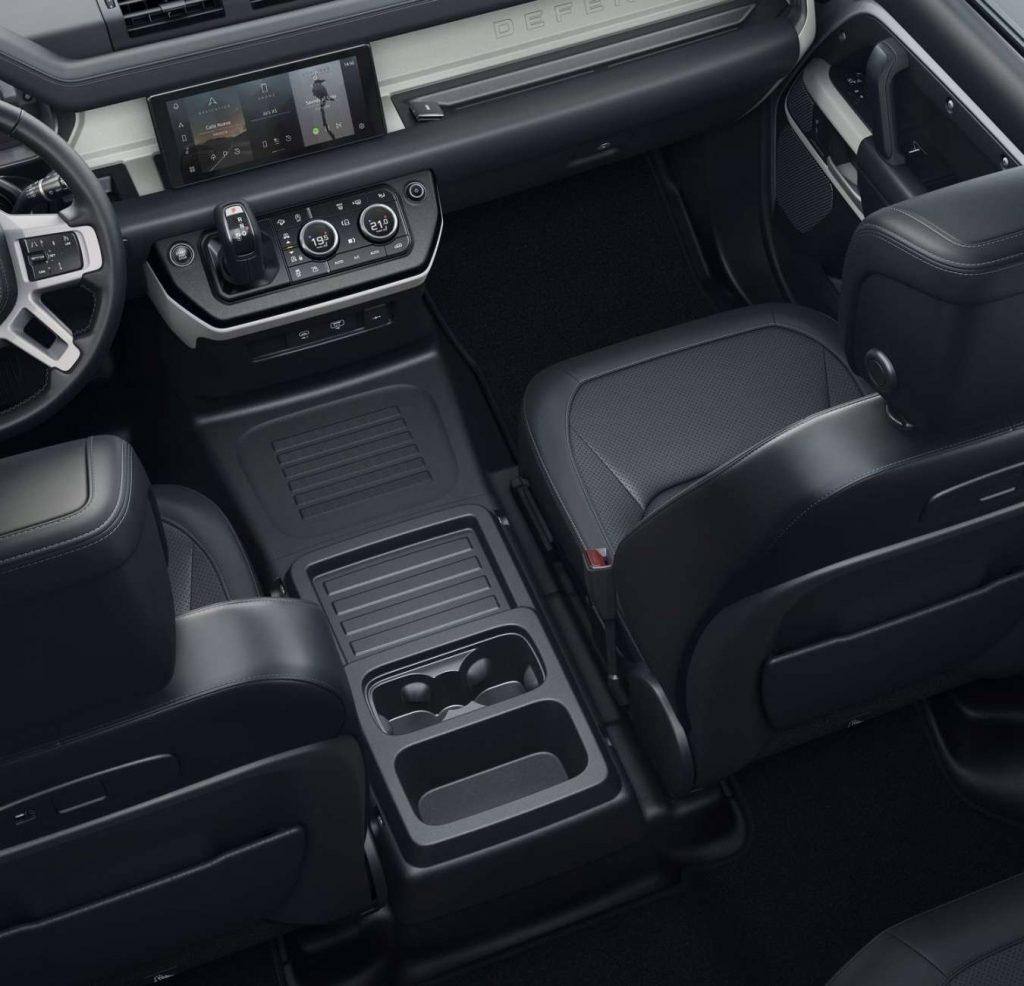 Nouveau Land Rover Defender 2019 LNA-602169