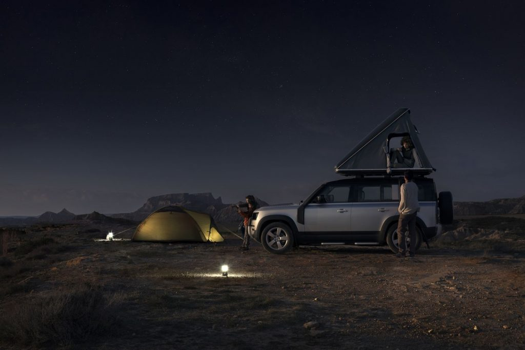 Nouveau Land Rover Defender 2019 LNA 602174