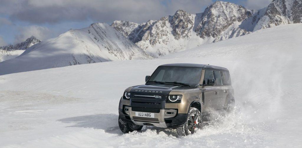 Nouveau Land Rover Defender 2019 LNA-602181