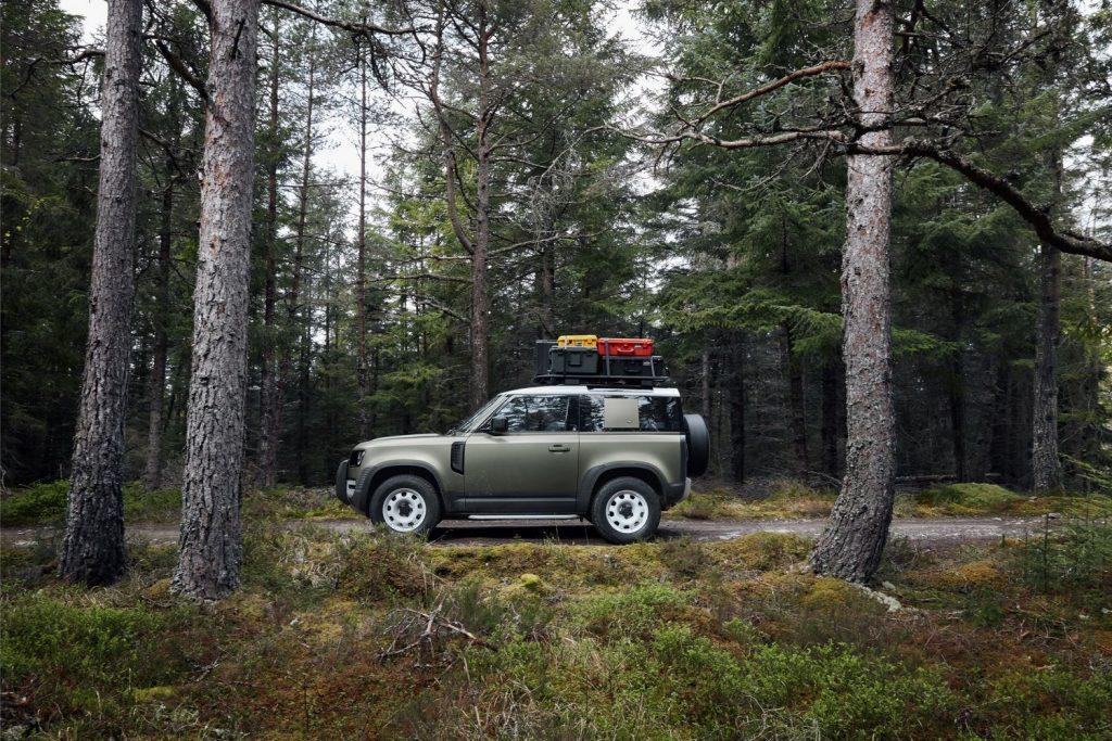 Nouveau Land Rover Defender 2019 LNA-602182