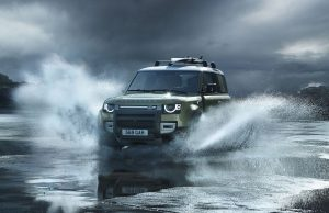 Nouveau Land Rover Defender 2019 LNA-602183