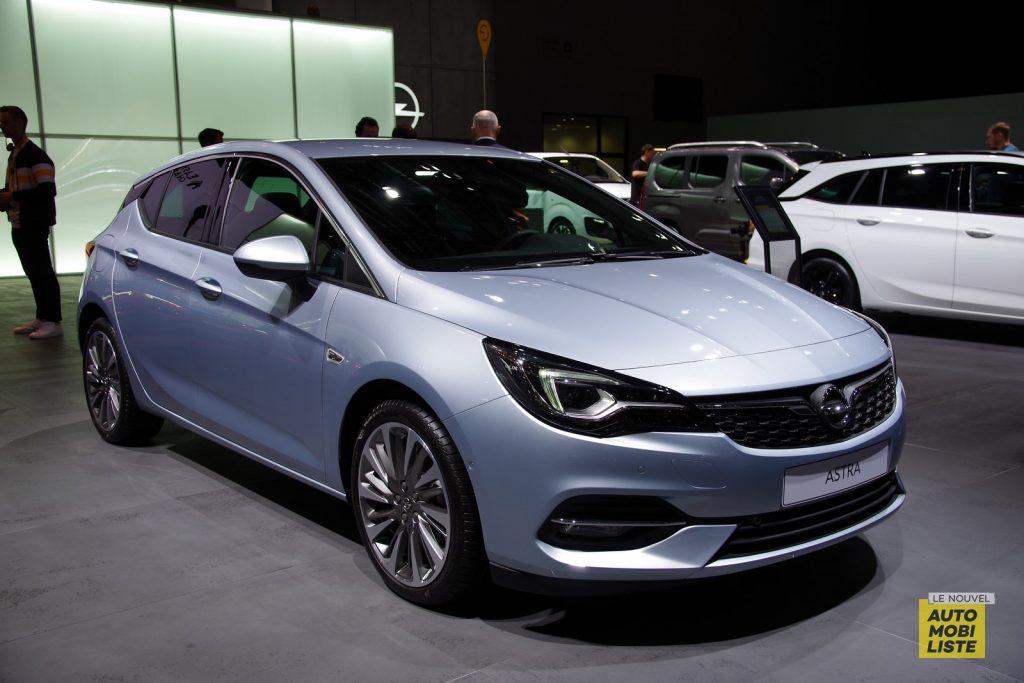 Opel Astra Facelift Francfort 2019 LNA FM 10