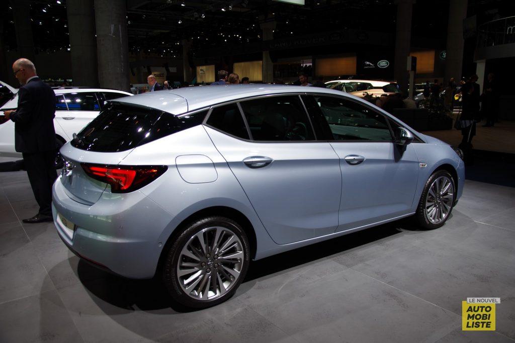 Opel Astra Facelift Francfort 2019 LNA FM 11