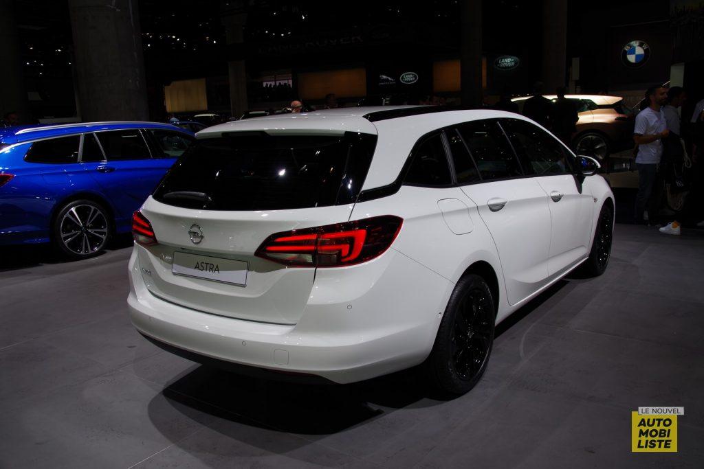 Opel Astra Facelift Francfort 2019 LNA FM 13
