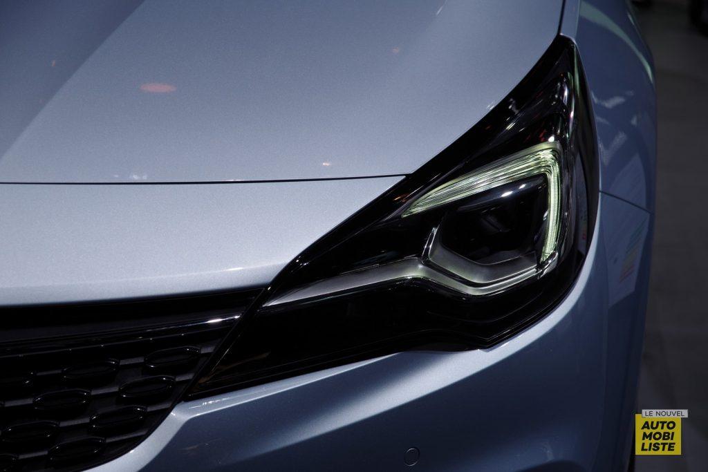 Opel Astra Facelift Francfort 2019 LNA FM 9