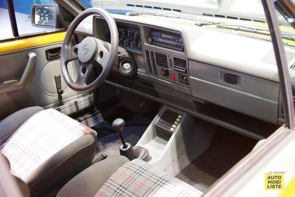 Opel Corsa A GT Francfort 2019 LNA FM