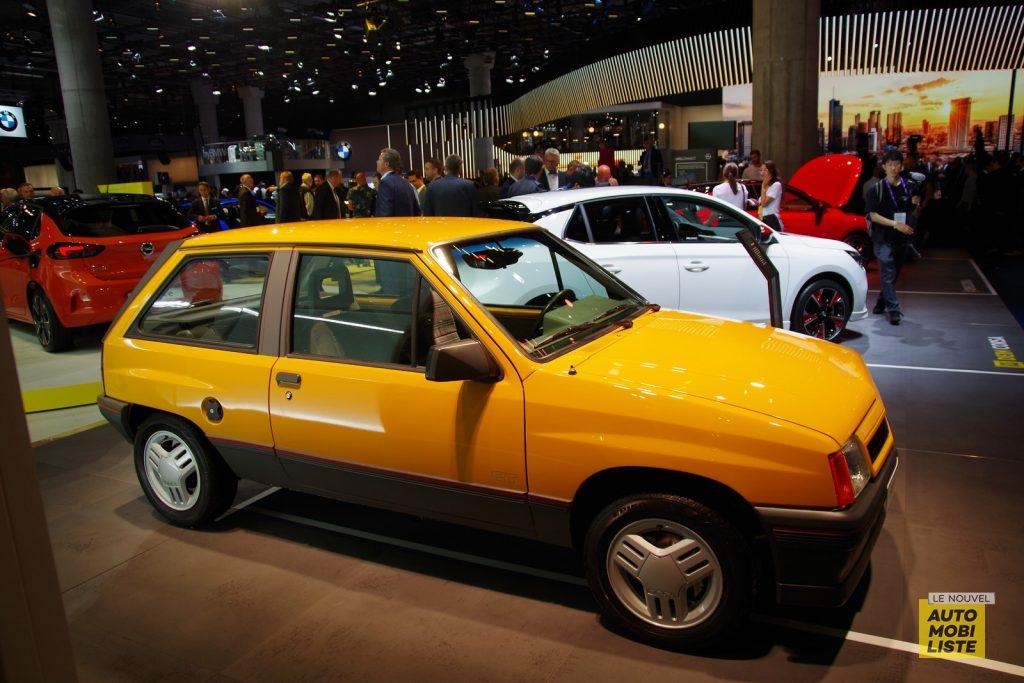Opel Corsa A GT Francfort 2019 LNA FM 24