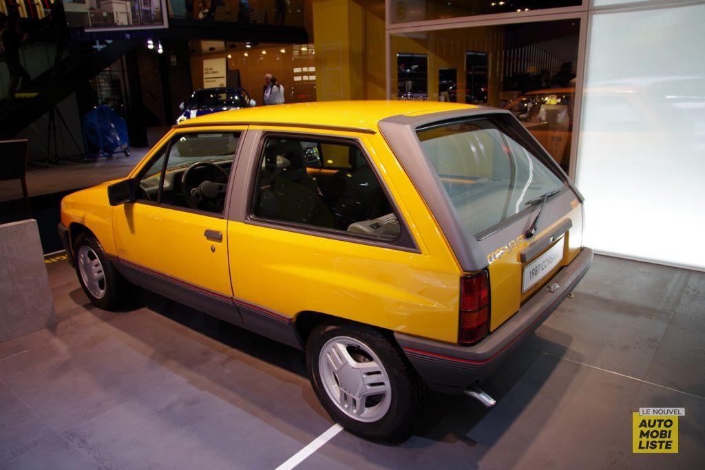 Opel Corsa A GT Francfort 2019 LNA FM ()