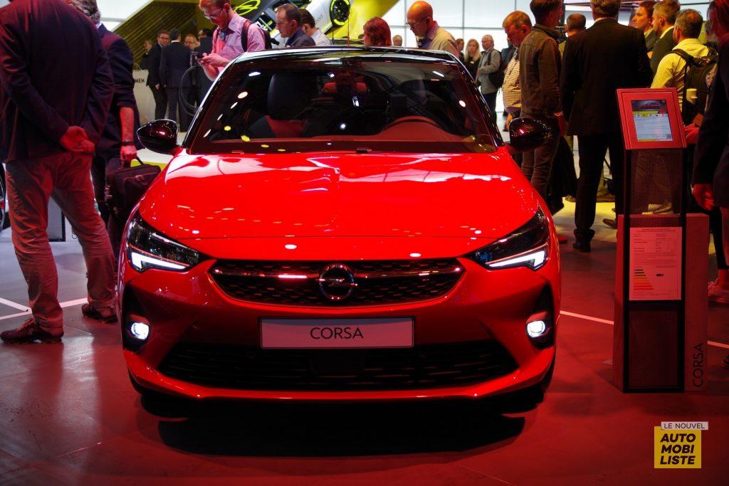 Opel Corsa F Francfort 2019 LNA FM 64