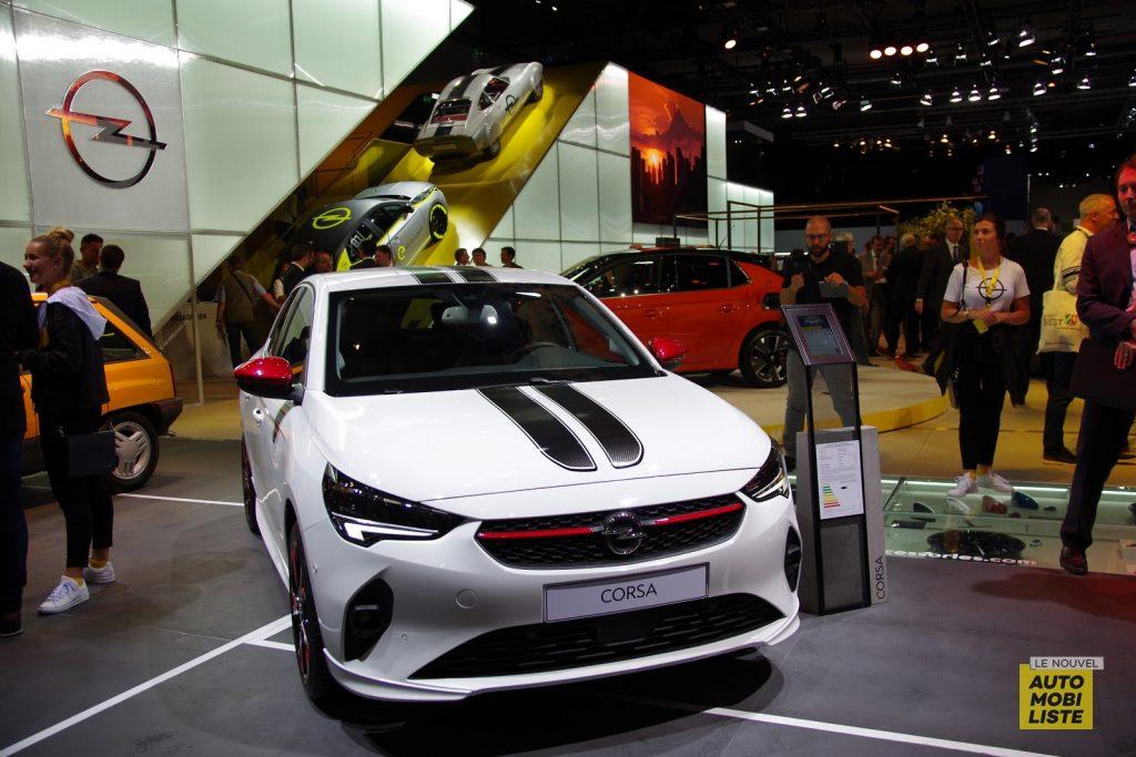 Opel Corsa F Francfort 2019 LNA FM 65