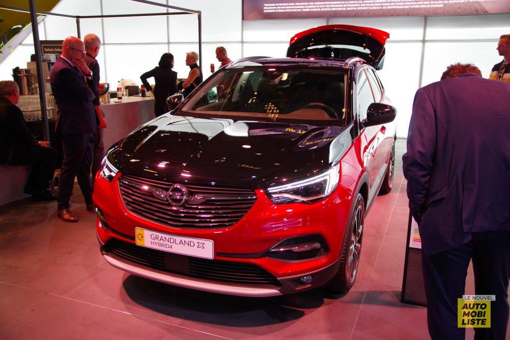 Opel Grandland X Hybrid 4 Francfort 2019 LNA FM 1