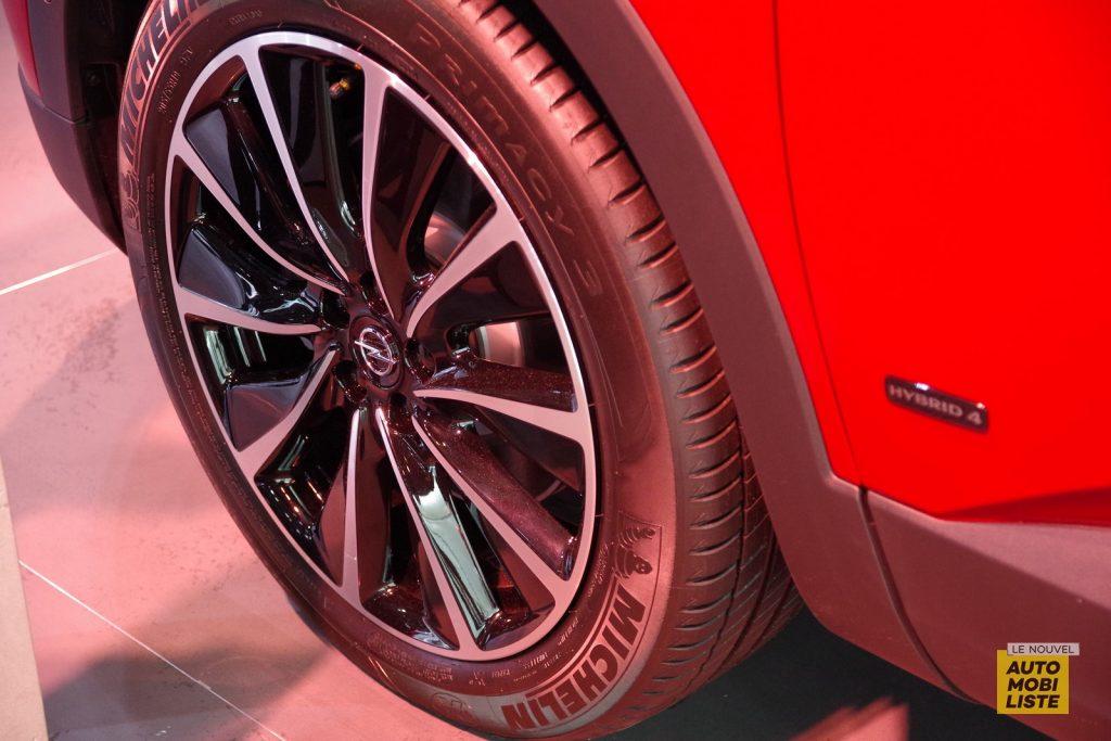 Opel Grandland X Hybrid 4 Francfort 2019 LNA FM 18