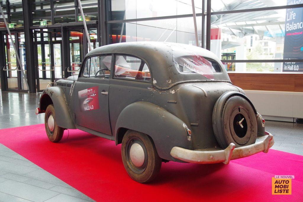 Opel Kadett 1949 Francfort 2019 LNA FM 1
