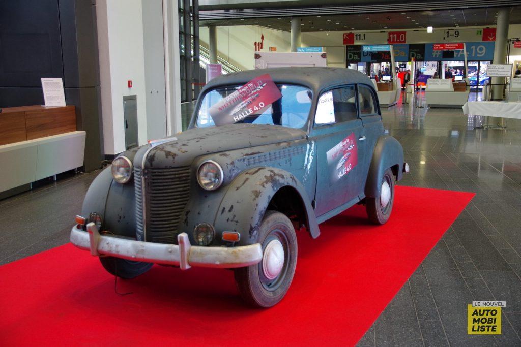 Opel Kadett 1949 Francfort 2019 LNA FM