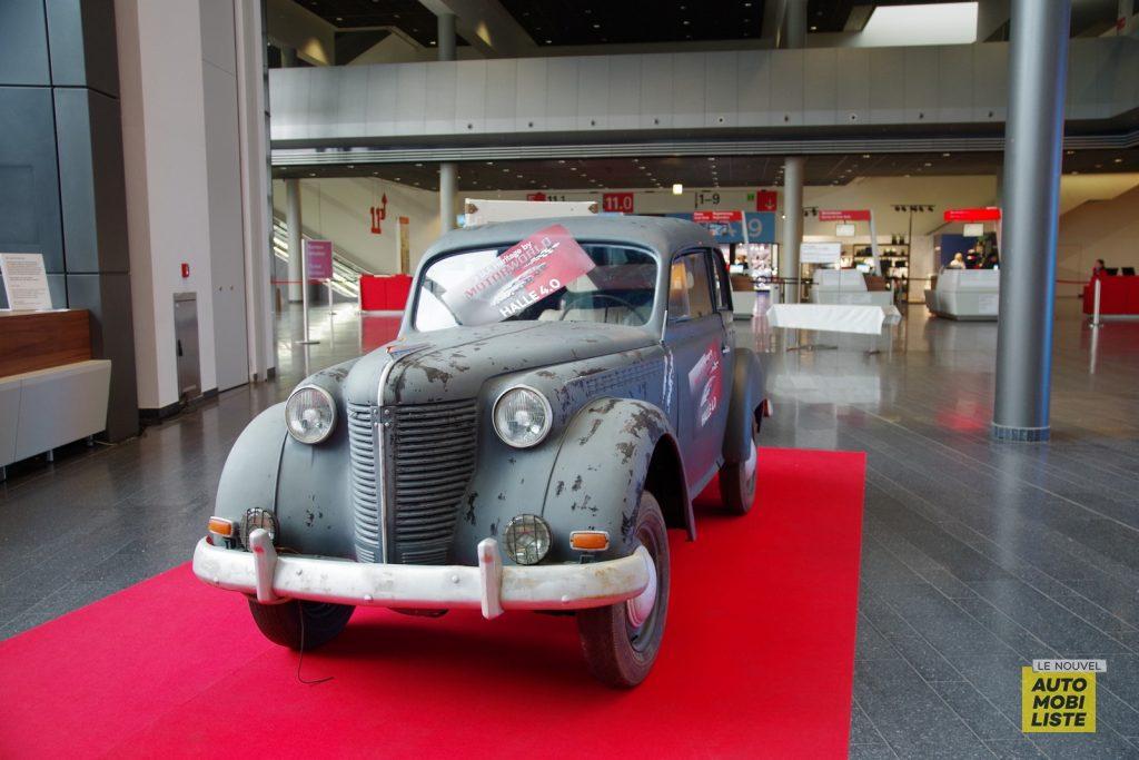 Opel Kadett 1949 Francfort 2019 LNA FM 3