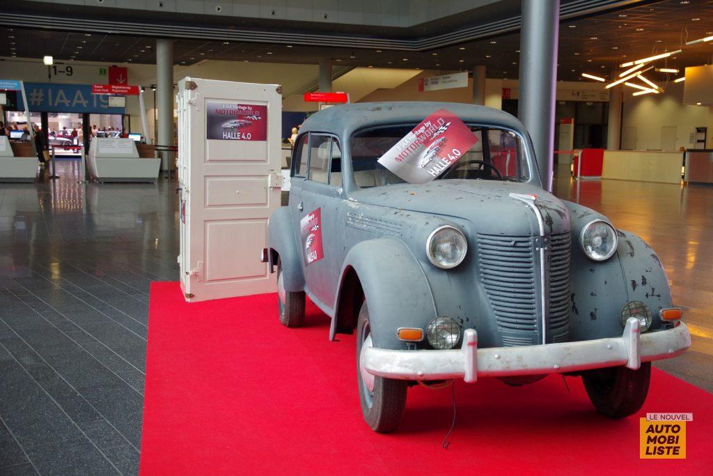 Opel Kadett 1949 Francfort 2019 LNA FM 4