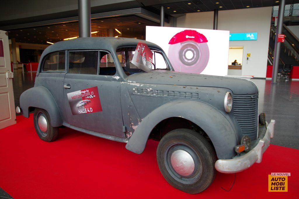 Opel Kadett 1949 Francfort 2019 LNA FM 5