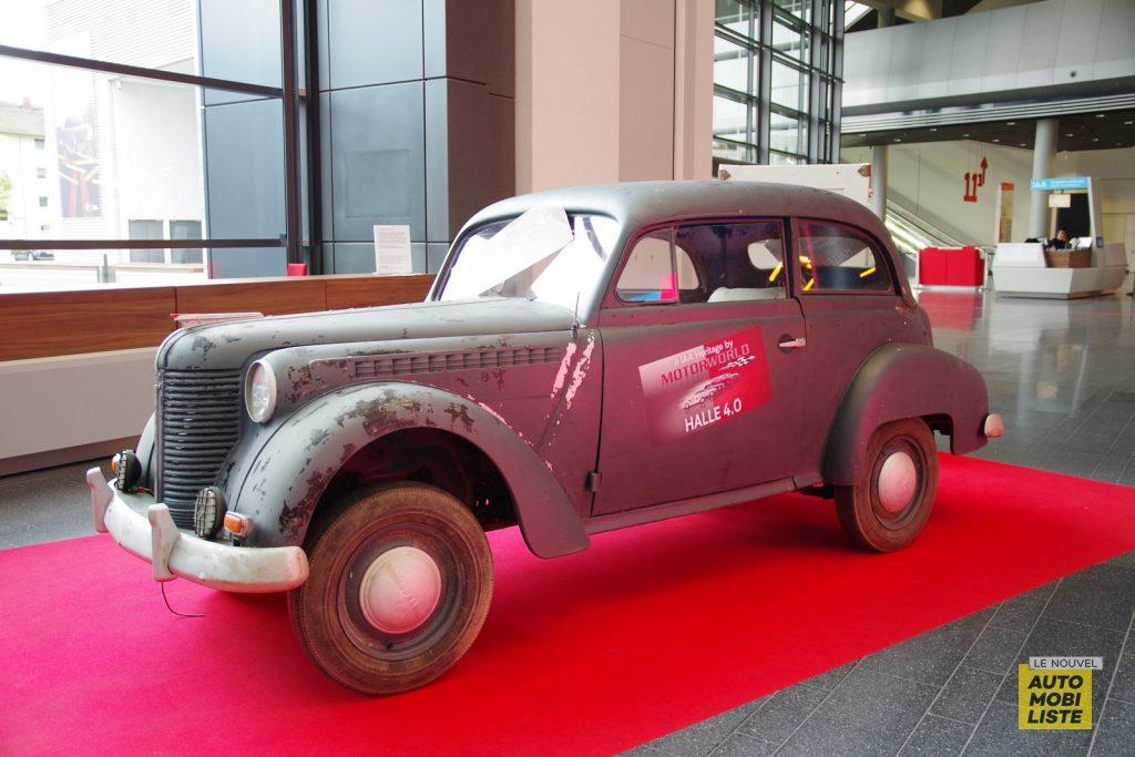 Opel Kadett 1949 Francfort 2019 LNA FM 7