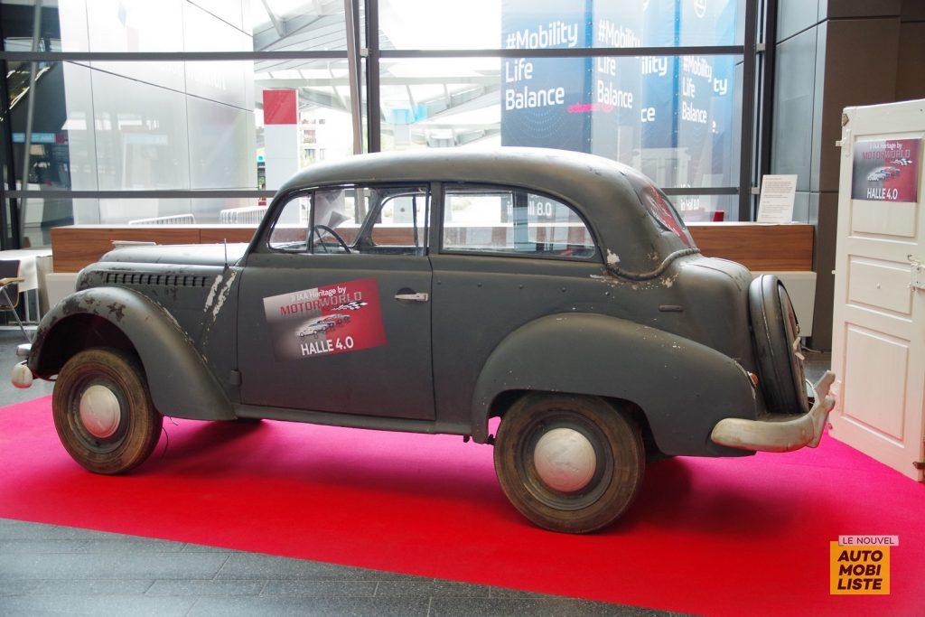 Opel Kadett 1949 Francfort 2019 LNA FM 8