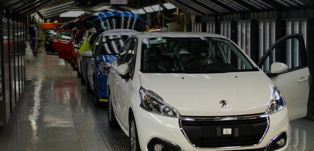 Peugeot 208 Poissy