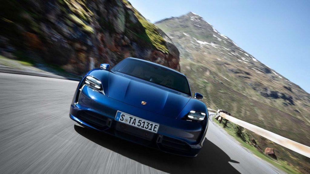 Porsche Taycan 2019 Porsche Taycan Turbo Porsche Taycan Turbo S