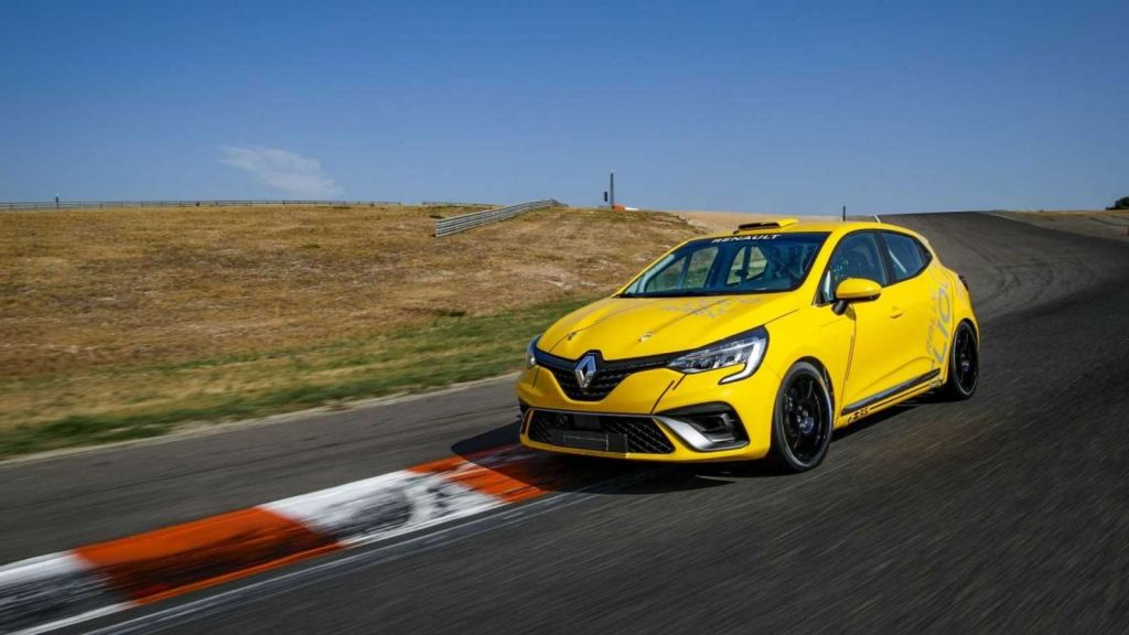 Renault Clio Cup 2020 4