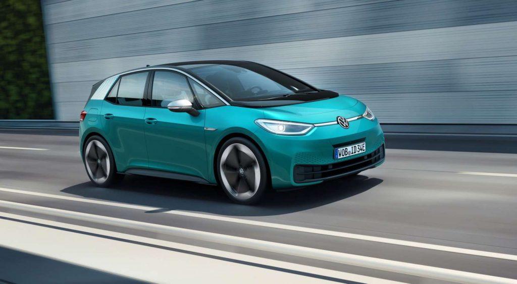 Volkswagen ID.3 1st 2019
