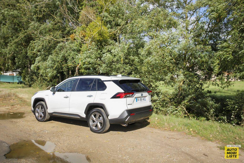 Essai Toyota Rav4 2WD i Lounge 10