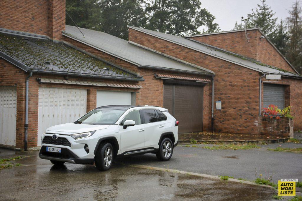 Essai Toyota Rav4 2WD i Lounge 117