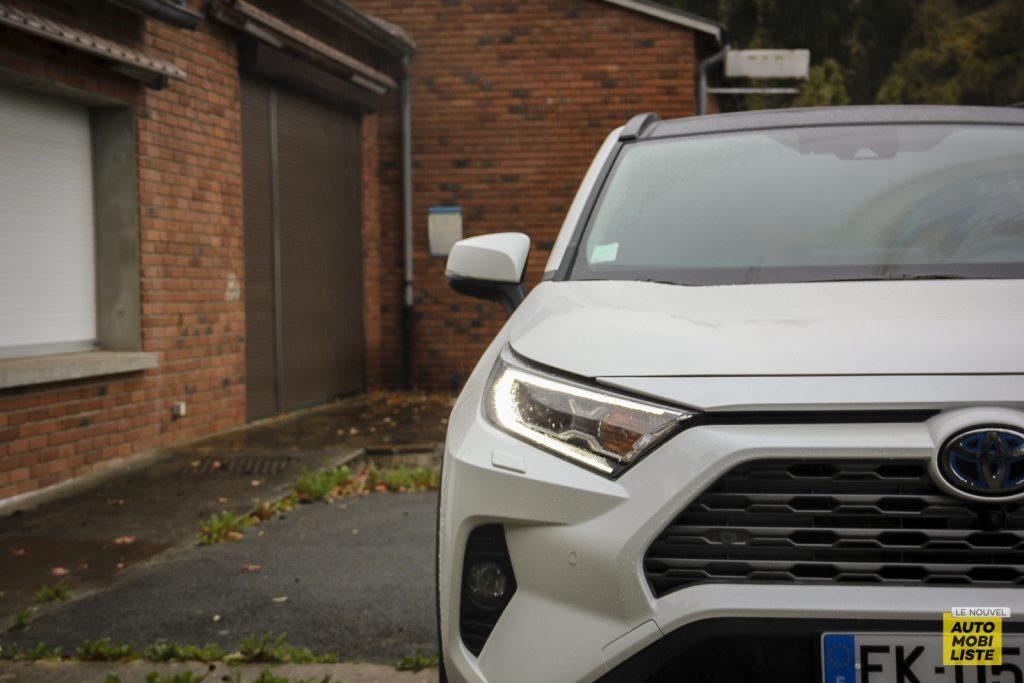 Essai Toyota Rav4 2WD i Lounge 119