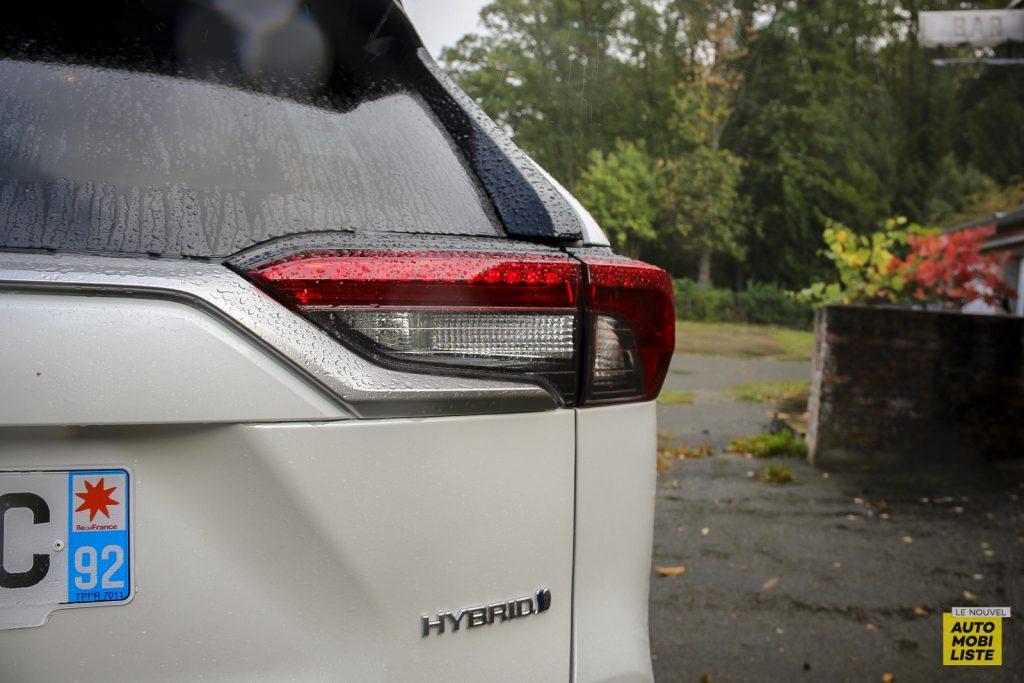 Essai Toyota Rav4 2WD i Lounge 148
