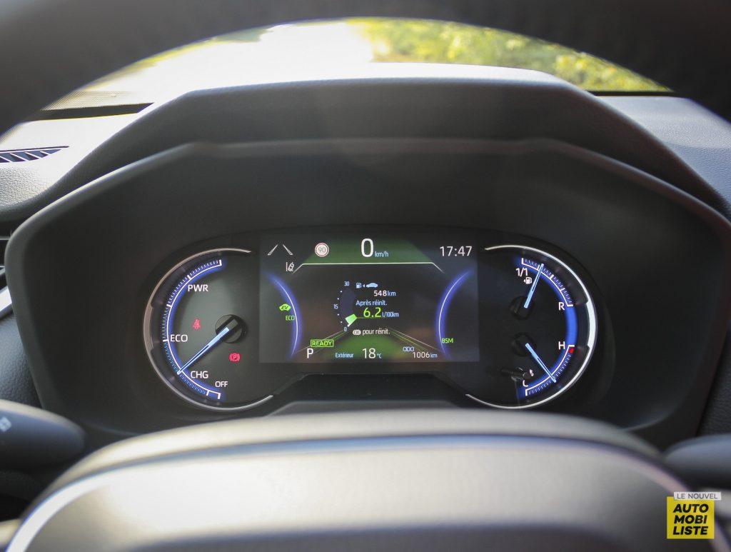 Essai Toyota Rav4 2WD i Lounge 160