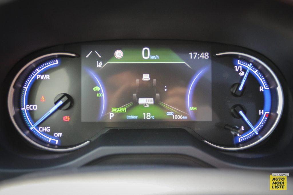 Essai Toyota Rav4 2WD i Lounge 162