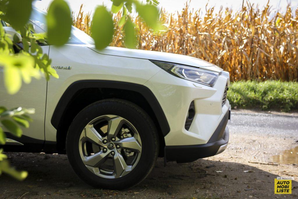 Essai Toyota Rav4 2WD i Lounge 30