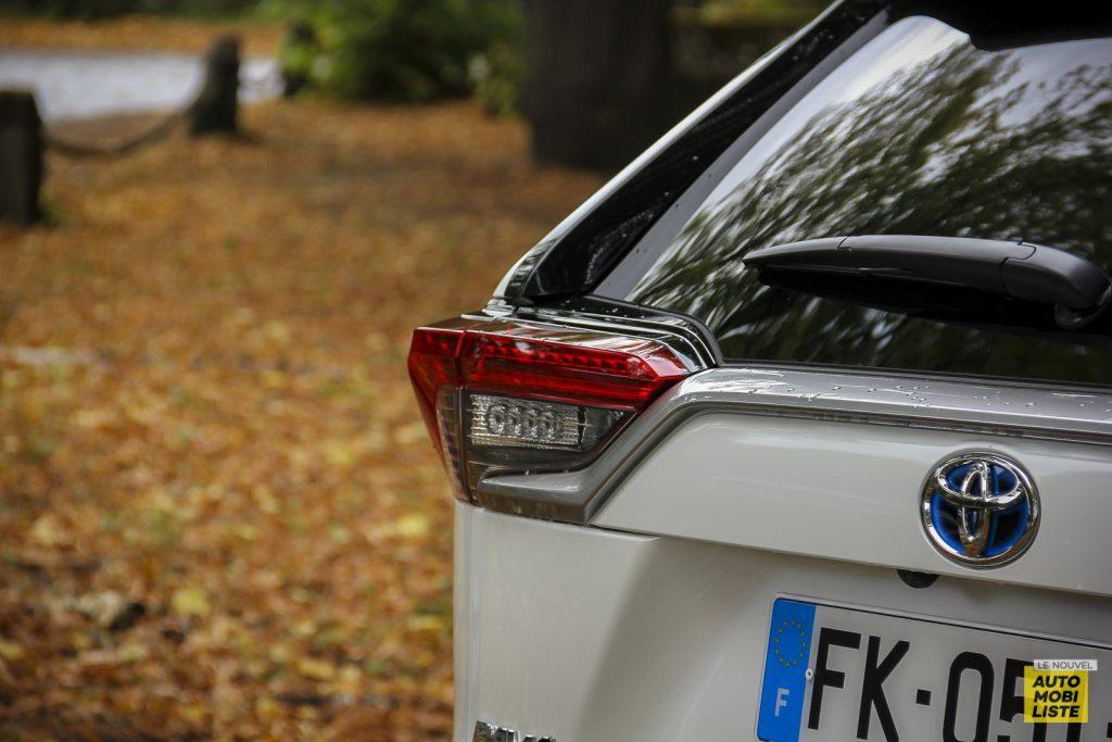 Essai Toyota Rav4 2WD i Lounge 74