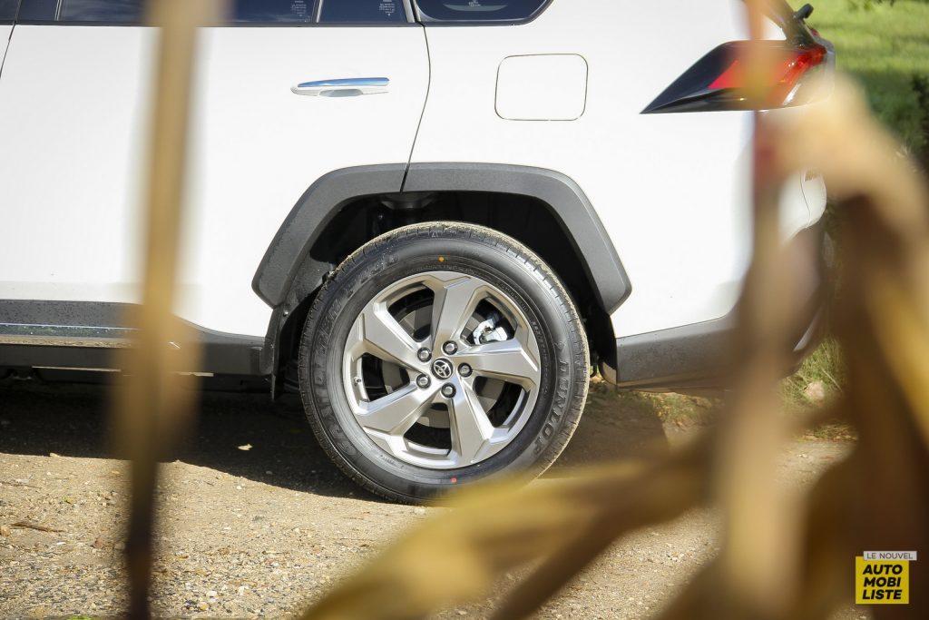 Essai Toyota Rav4 2WD i Lounge 9