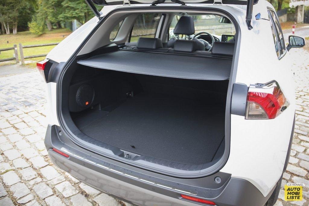 Essai Toyota Rav4 2WD i Lounge 93