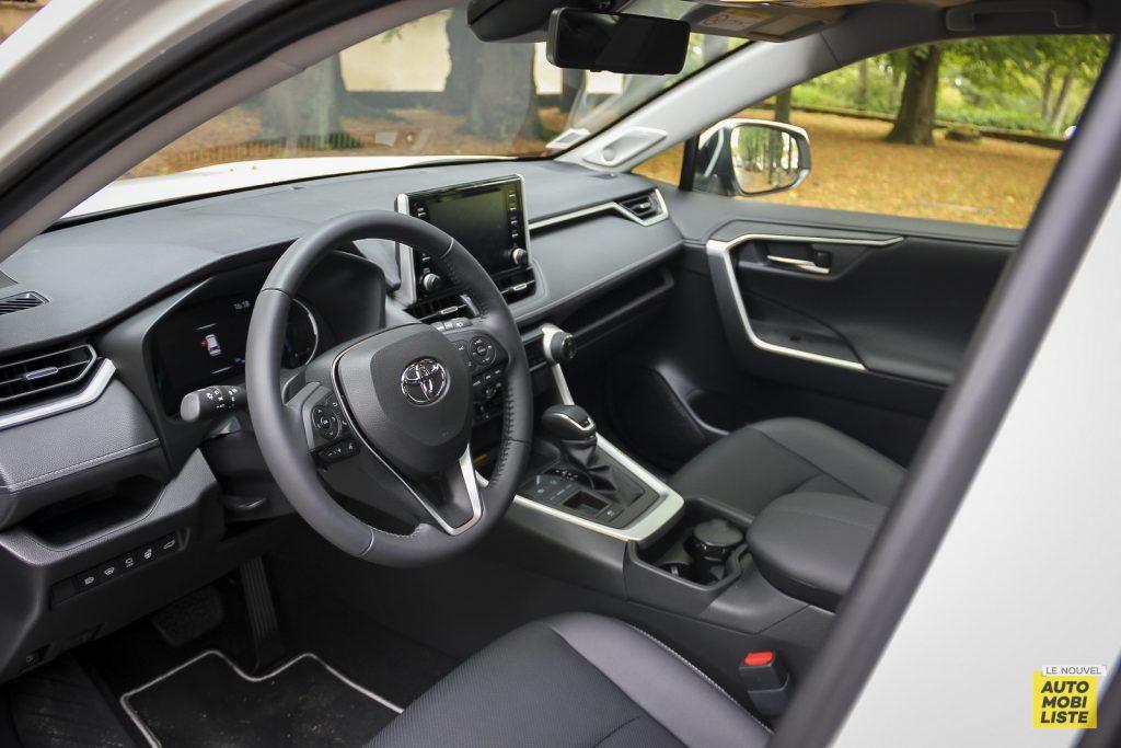 Essai Toyota Rav4 2WD i Lounge 94
