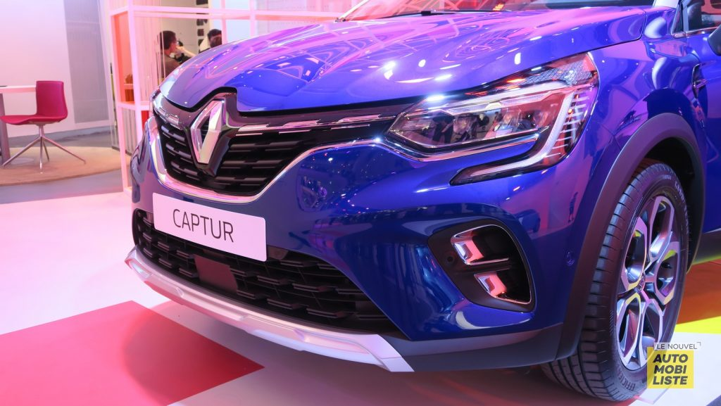 Nouveau Renault Captur II Renault Captur 2019 Captur 2 Atelier Renault