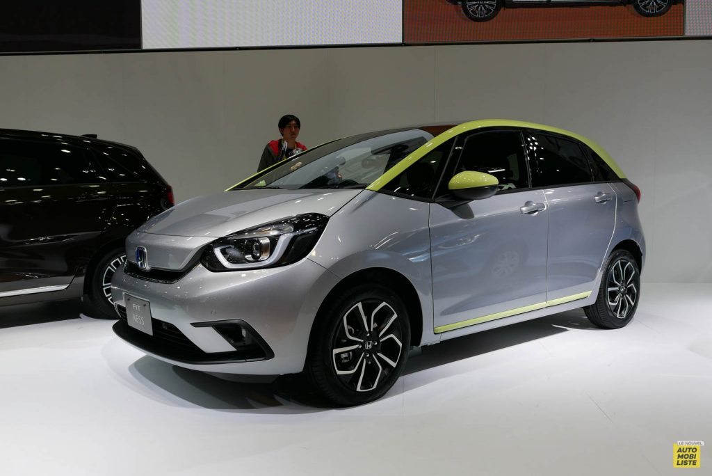 Honda Fit Jazz 2020
