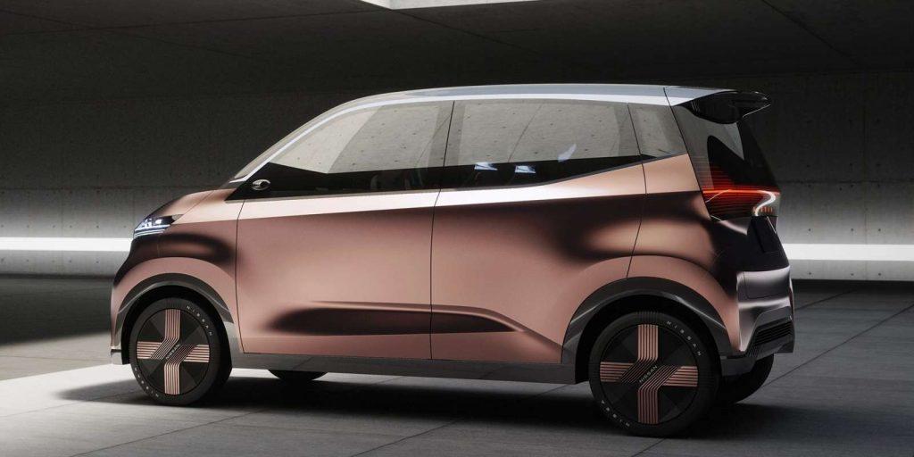 Nissan IMK Concept 2019 4